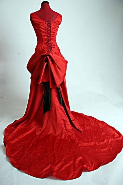 nicole kidman red dress
