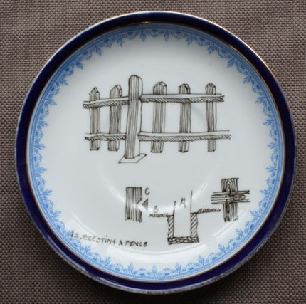 DIY plate