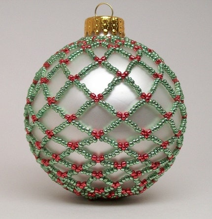 Click this bar to view the full image. - Beaded Christmas Ornaments - PowWows.com Forums - Native American
