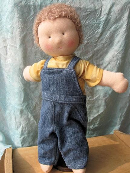 blond doll