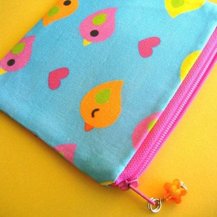 berrysprite bird pouch