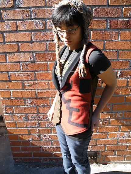 whoabot Gentleman's Vest - women's XS/S