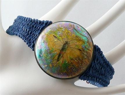 Polymer Insect Bracelet
