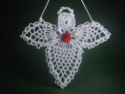 Анна Ангел - ручного вязания орнамента