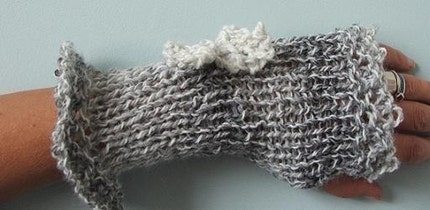 hobi eldiven örgü örneği