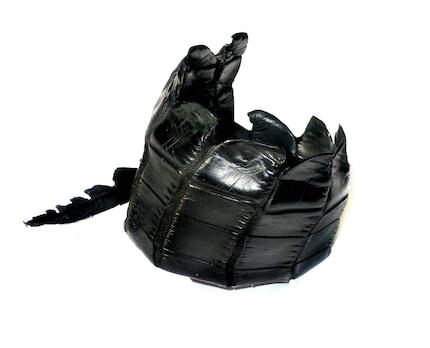 Alligator Tail Wrap-Around Cuff - LIMITED EDITION