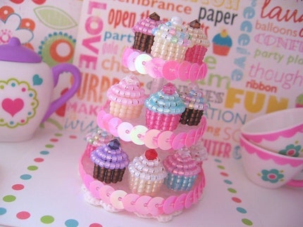 cupcakes designs. Some of the designs even smell