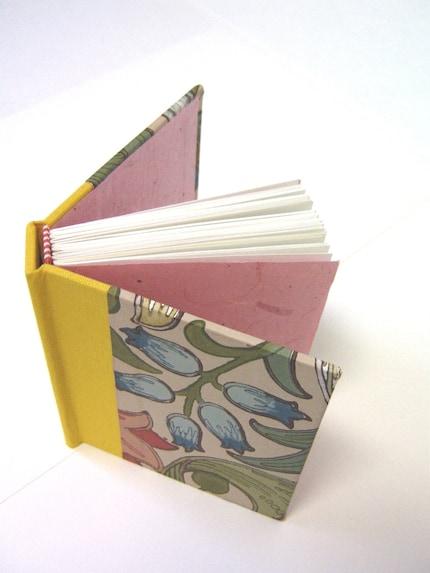 Zibboons Small William Morris Handmade Book