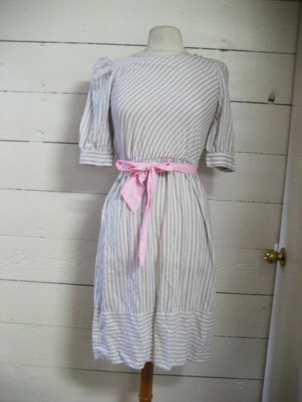 The Farrah Fawcett Dress