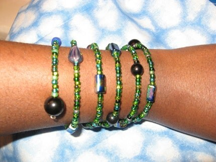 ENCHANTED wrap bracelet