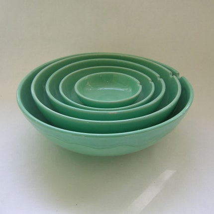 SALE Nesting Seed Bowls