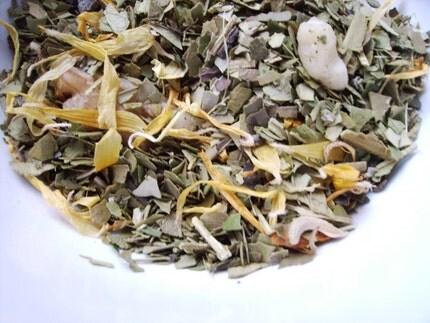 Lets Split Yerba Mate Tisane from Tea Noir