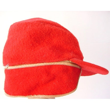 Auto Hair Inspired: holden red hunting hat