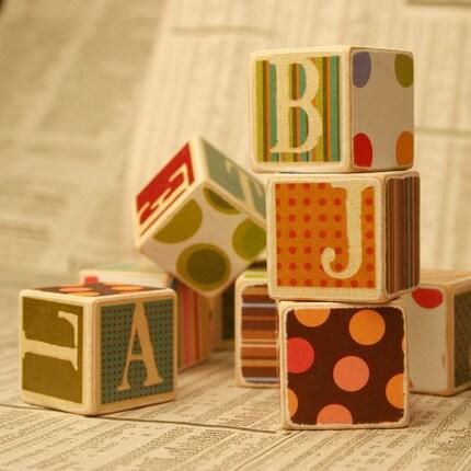 12 ABC Blocks