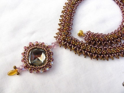 Crystal Ambrosia Necklace