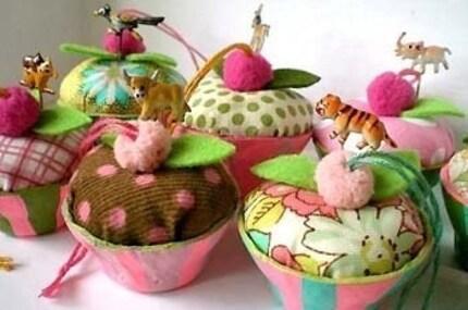 tiny cupcake