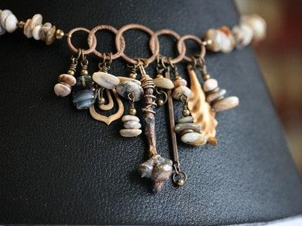 Don't Let Go Necklace