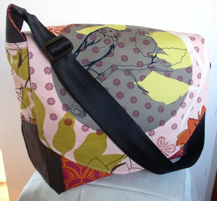 Birdie Dreams Messanger Bag