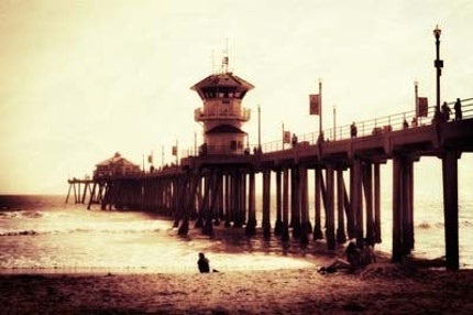 Summer Memories of the Pier - Fine Art Photographic Print - Signed by Artist