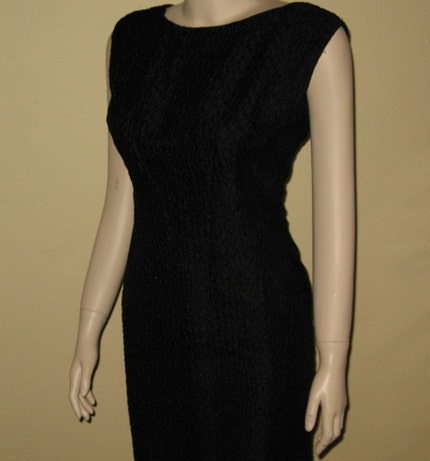 LITTLE BLACK DRESS SIZE 16 - Nasha Bendes