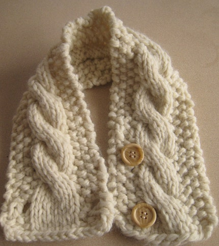 Neck Warmer Knitting Patterns : Resweater: Recycled wool pattern week - Home Made Originals