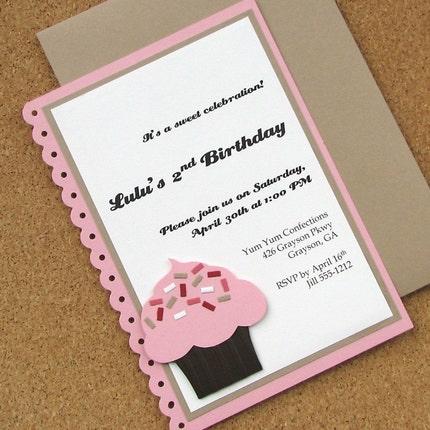 handmade invitations ideas.