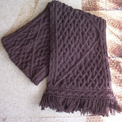 Celtic shawl
