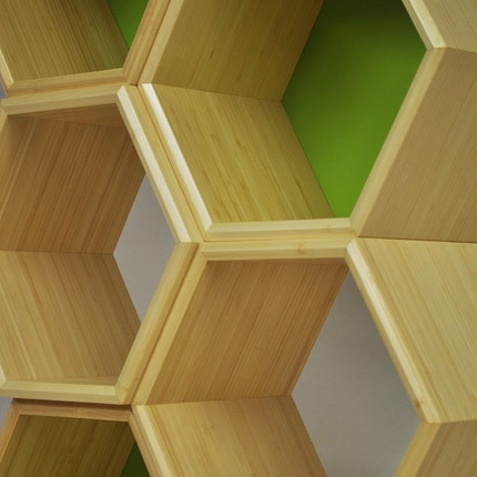 Bamboo Hive Cabinet