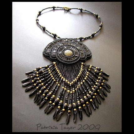 Black Sun - Necklace