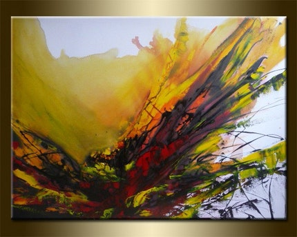 Abstract Art Paintings Acrylic