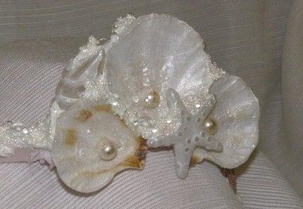 Majikkal Mermaid Wedding Crown Adult OOAK