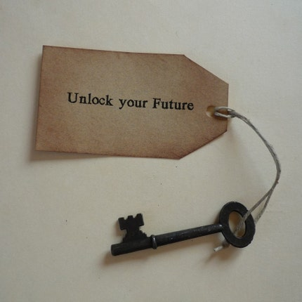 Unlock Your Future by yourheartscontent