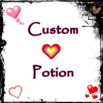 Custom Potion