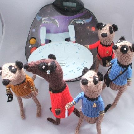 Knit Classic Trek Meerkat