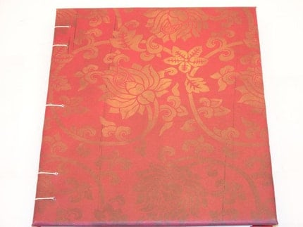 Empress Silk 8X10 Journal