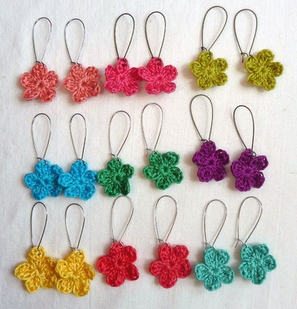 9 Crochet Jewelry Patterns - Associated Content from Yahoo