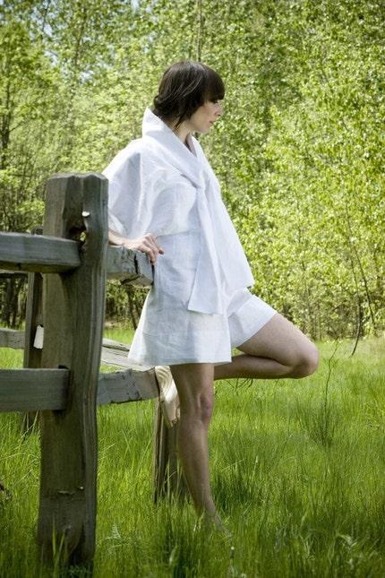 Kimono Sleeve Jumpsuit, $245.