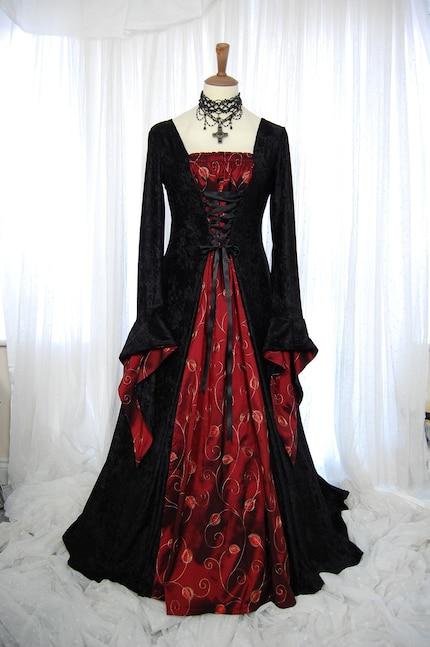 Medieval Prom Dress