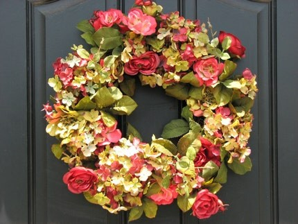 Glory Days Wreath