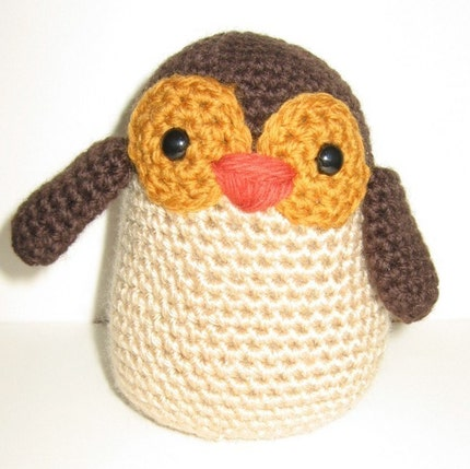 Mama Owl Softie