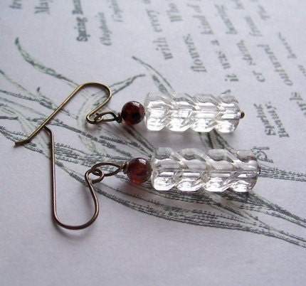 Early Candlelight Earrings