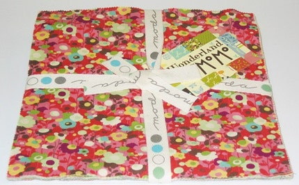 WONDERLAND by Momo, for Moda Fabrics, 1 layer cake