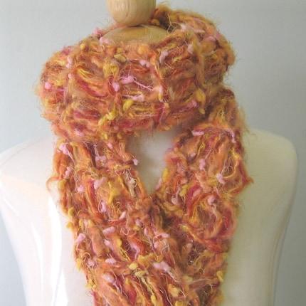 melon scarf