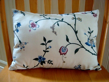 Country Cottage Pillow Cover SALE