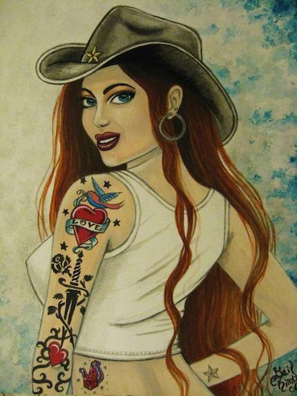 Tattoo Art Fantasy
