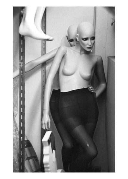 Secret Society No9 - Mannequin Photograph