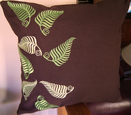 Mint Green Pillow Cover