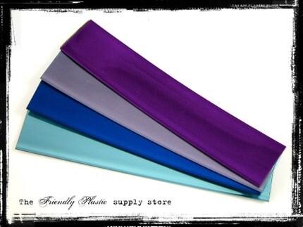 Lavender/Blue Collection