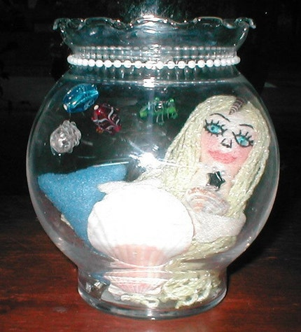 Fishbowl Mermaid