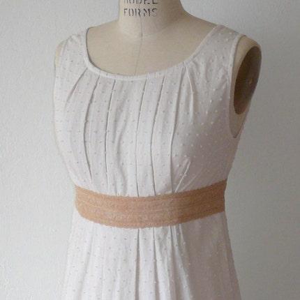 Pleated Butterfly Dress
